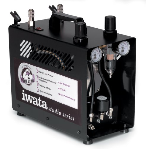 IWATA Medea Studio Series Power Jet Pro Air Compressor