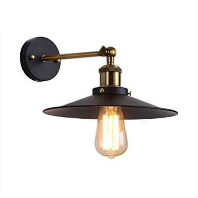 Loft Wall Lamp Sconce Wall Lights for Home Industrial Vintage led Bedroom Light up Down Lighting