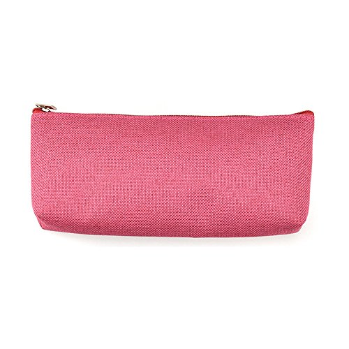 Daliny Oxford Cloth Bag Best Yarn Bag/Knitting Bag. Portable, Light and Easy to Carry. Slits on Top to Protect Wool and Prevent Tangling. (Hot Pink, D)