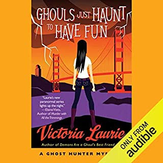 Ghouls Just Haunt to Have Fun audiobook cover art