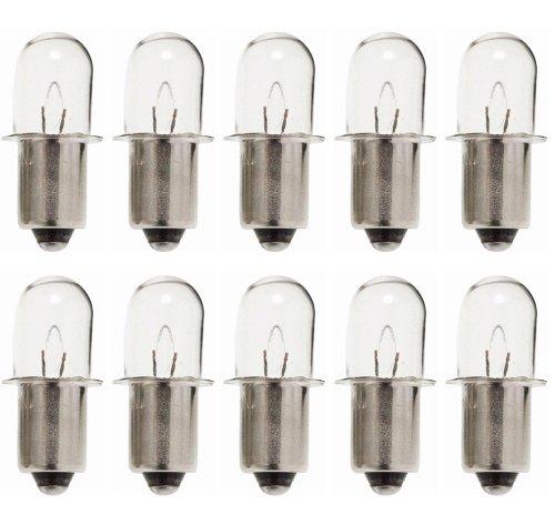 Ryobi Ridgid 18V Flashlight (10 Pack) 18V Flashlight Bulb # 780287001-10PK