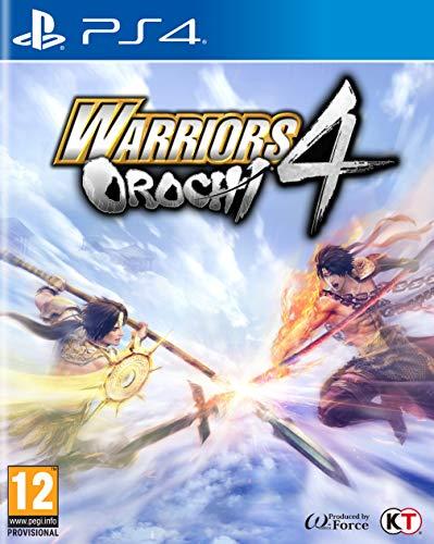 Warriors Orochi 4 para PS4