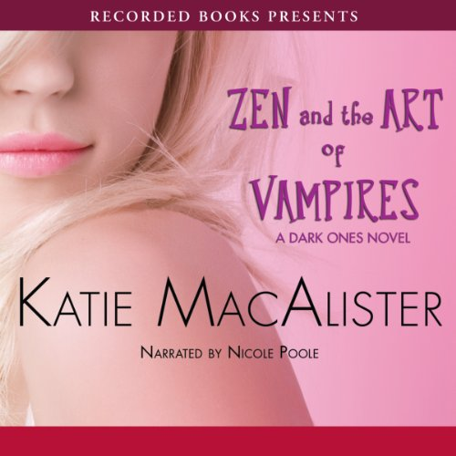 Zen and the Art of Vampires audiobook cover art