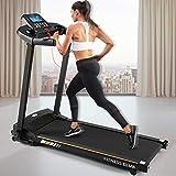 Fitnessclub Bluetooth Treadmill 1500 W Folding Electric Motorised Walking Running Exercise Fitness Machine