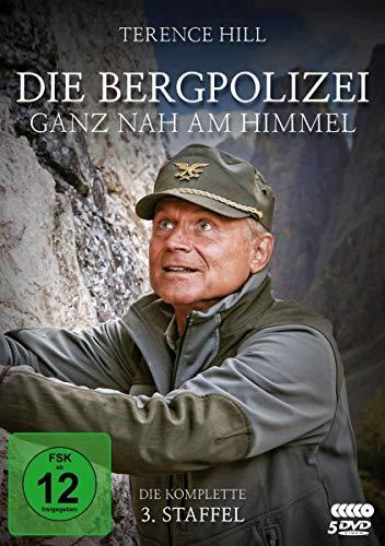 Die Bergpolizei - Ganz nah am Himmel: Die komplette 3. Staffel [5 DVDs]