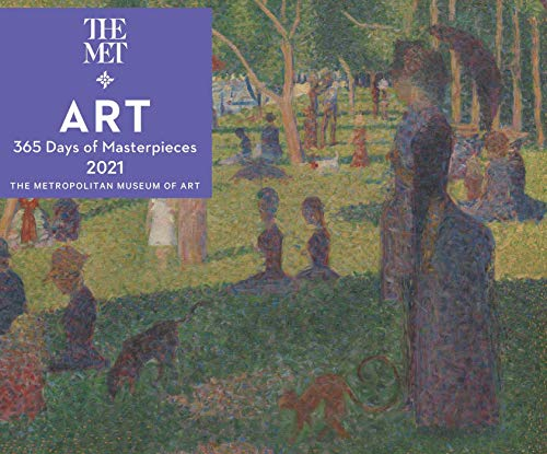 Art: 365 Days of Masterpieces 2021 Day-to-Day Calendar