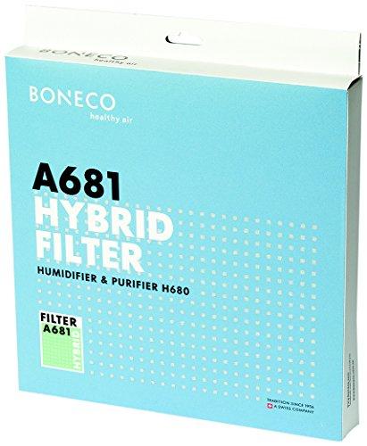 Boneco A681 - Filtro híbrido,