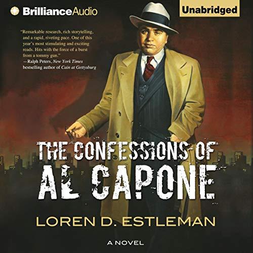 The Confessions of Al Capone cover art