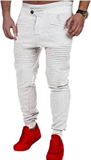 88234885902 CYJ-shiba Men Fashion Sweatpants Gyms Trousers Sportwear Jogging Outdoor  Pants