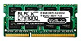 8GB RAM Memory for HP Pavilion Notebooks Notebook g7-1117cl Black Diamond Memory Module DDR3 SO-DIMM 204pin PC3-10600 1333MHz Upgrade