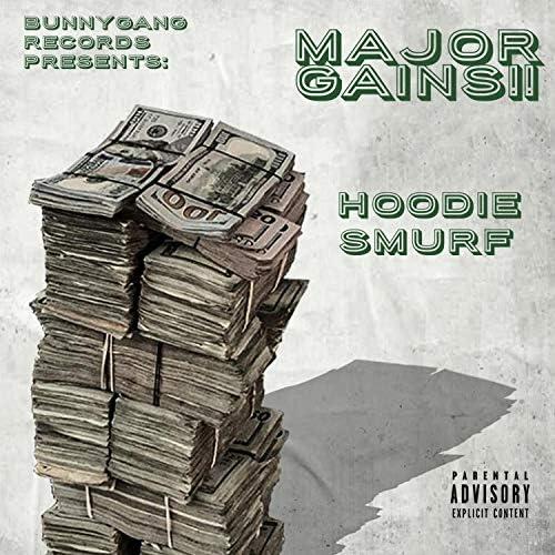Hoodie Smurf