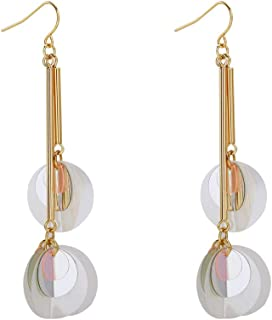 Best sequin tassel earrings Reviews