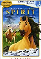 Spirit: Stallion of the Cimarron (Full Screen Edition) [Animated]