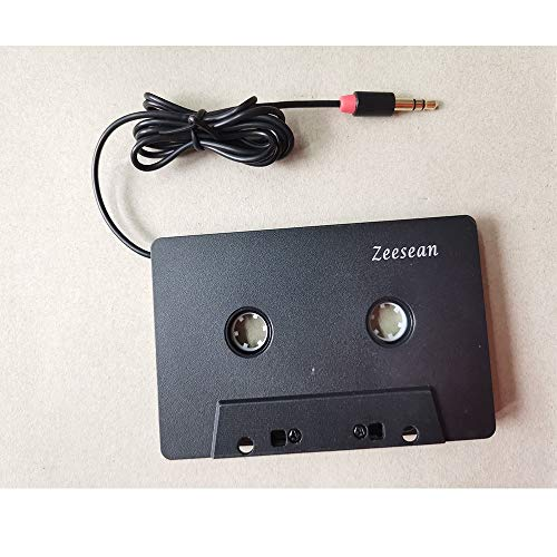 LCJDD Adattatore Aux per Cassetta a Cassetta per Auto, Cavo ausiliario Audio per Musica da Auto da 3,5 mm, Adatto per Smartphone, Lettore MP3 MP4, Lettore CD MD, iPhone, (Size : A)