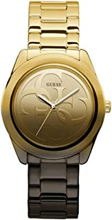 Guess Womens Quartz Watch, Analog Display and Stainless Steel Strap - W1284L1