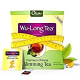 Premium Chinese Slimming WuLong Tea - Highly Effective - Natural and Organic Oolong for Weight Loss:...