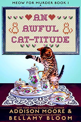 An Awful Cat-titude