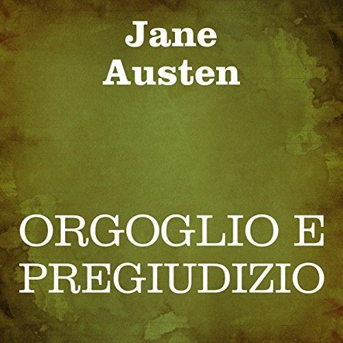 Orgoglio e pregiudizio [Pride and Prejudice] cover art