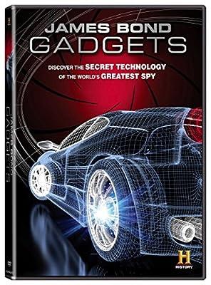 James Bond Gadgets - DVD by Lionsgate