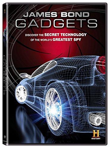 James Bond Gadgets - DVD