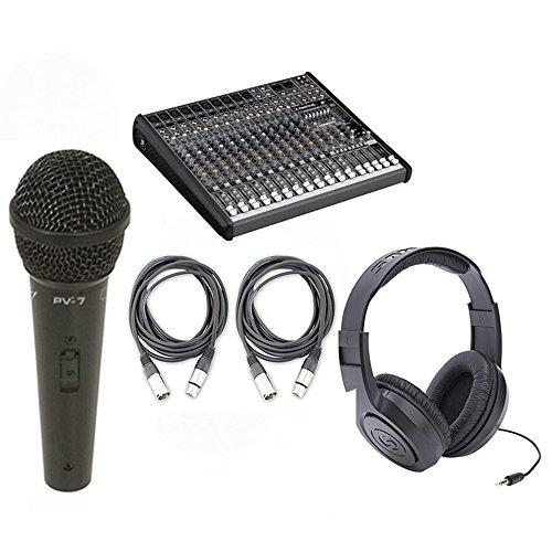 Prices See Mackie Profx16 16 Channel Mixer With Headphones