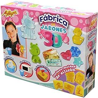 Mi Alegria FABRICA DE JABONES 3D