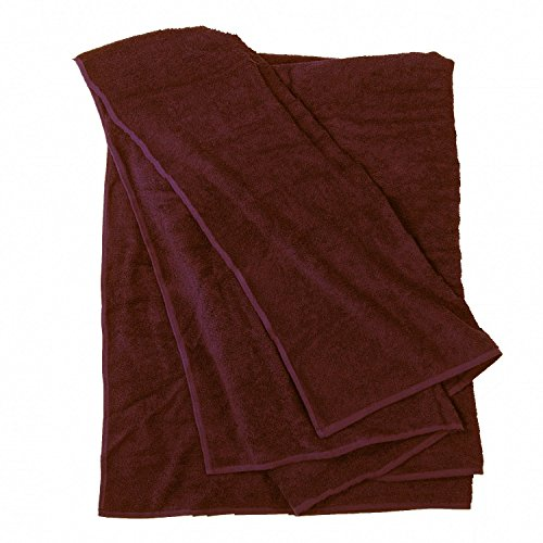 Handtuch in Übergrößen von Big-Basics, braun 155x220 und 100x220, Größe:155x220