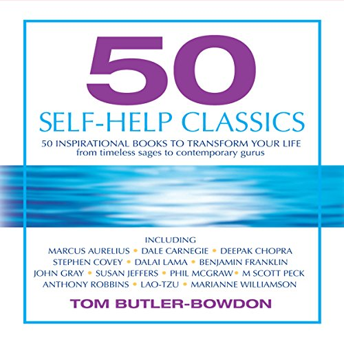 Couverture de 50 Self-Help Classics