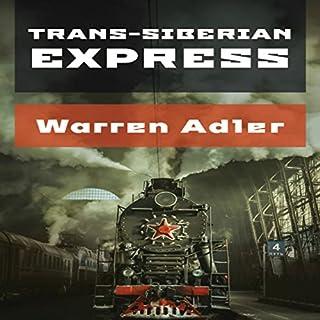 Trans-Siberian Express audiobook cover art