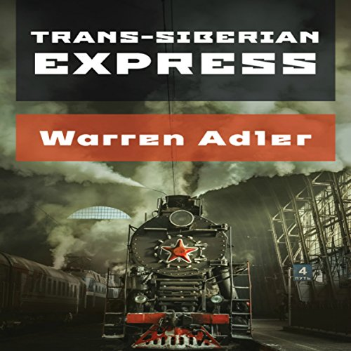 Trans-Siberian Express audiobook cover art