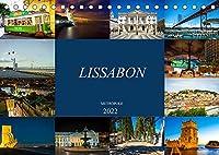 Metropole Lissabon (Tischkalender 2022 DIN A5 quer): Der Fotograf Dirk Meutzner nimmt Sie mit auf eine Reise durch die Metropole Lissabon (Monatskalender, 14 Seiten )