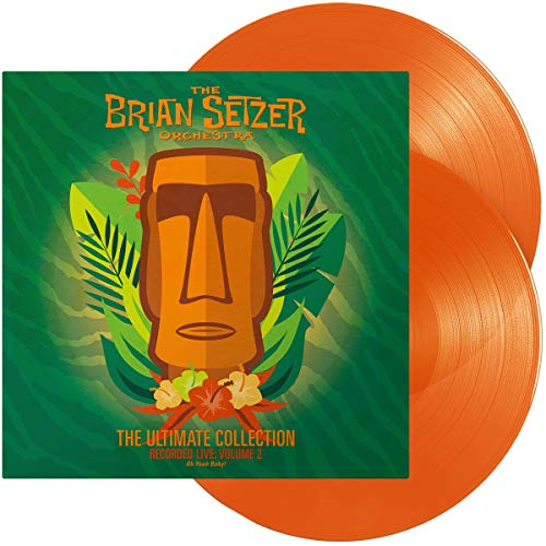 Ultimate Collection Vol. 2-Vinyle Orange