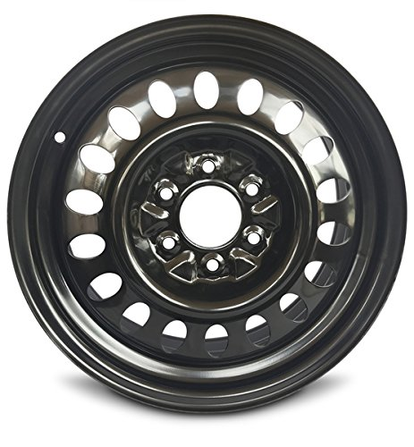 IWS Auto Car Wheel For 17 Inch New Steel Wheel Rim GMC Envoy (02-09) Trailblazer (02-09)