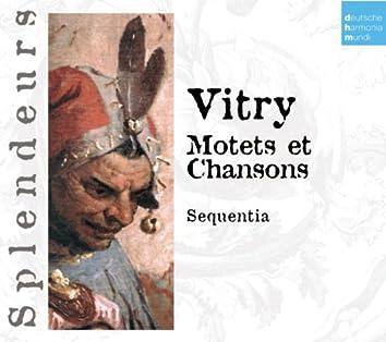 DHM Splendeurs: Vitry: Motets Et Chansons