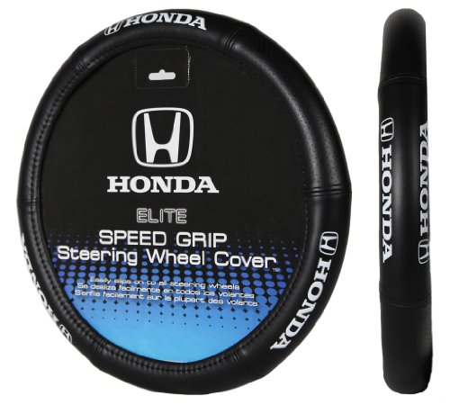 Plasticolor 006732R01 Elite Series Speed Grip 'Honda' Funda para Volante