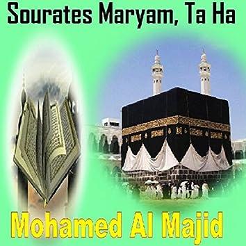 Sourates Maryam, Ta Ha (Quran)