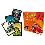 Gigamic- Jeu de Cartes-Poker des Cafards, DRKPOK