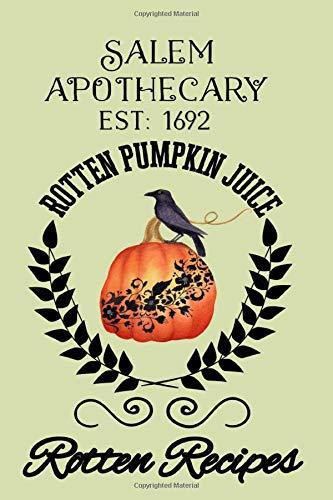 Salem Apothecary Rotten Pumpkin Juice