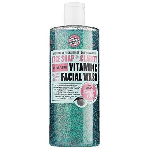 Soap & Glory Face Soap And Clarity & Vitamin C Facial Wash by Soap And Glory