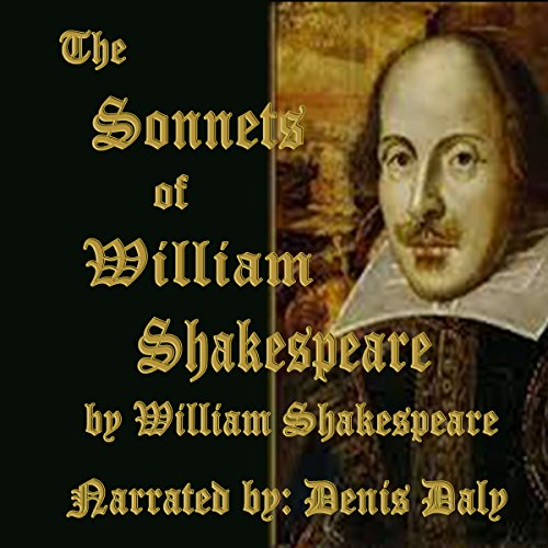 The Sonnets of William Shakespeare audiobook cover art
