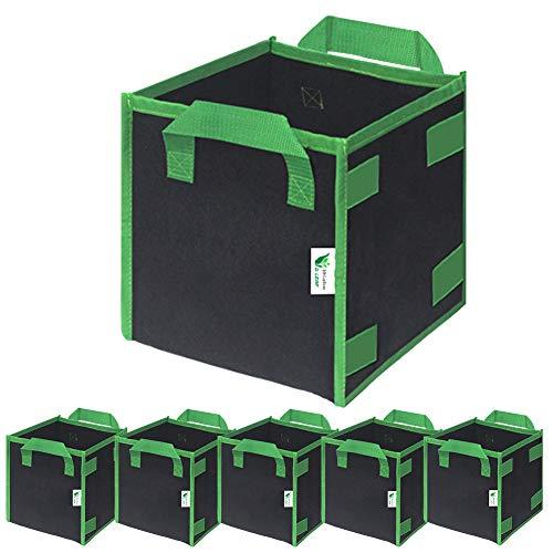 El Mejor Listado de Cubos para usar con bolsas de la compra - 5 favoritos. 14