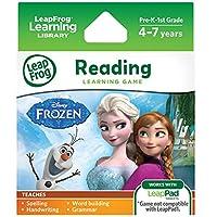 リープパッド 英語 学習 ゲーム ソフト ディズニー アナと雪の女王 読み リープフロッグ
