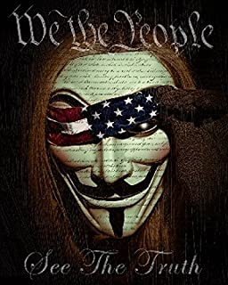 WE THE PEOPLE SEE THE TRUTH Poster Print (24 x 36)