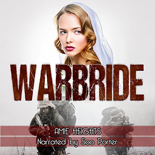Warbride audiobook cover art