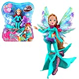 Winx Club Flora | Onyrix Fairy Puppe World of Winx | Magisches Gewand
