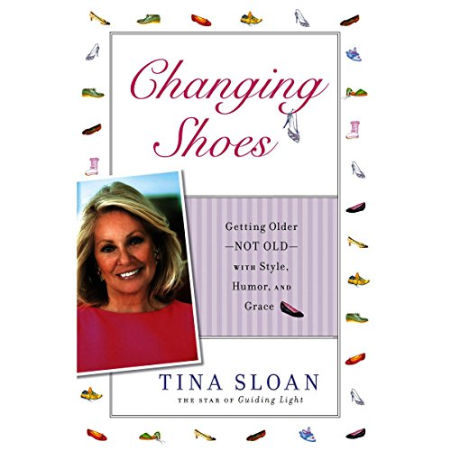 Changing Shoes audiobook cover art