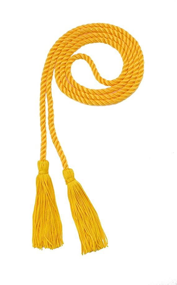 Tassel Depot Honor Cord Gold Brand - Made in USA