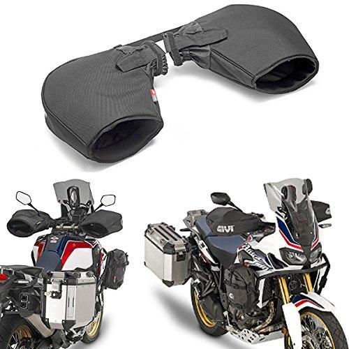 coprimanopole coprimani GIVI negro para Honda Jazz 250200101impermeable cortavientos