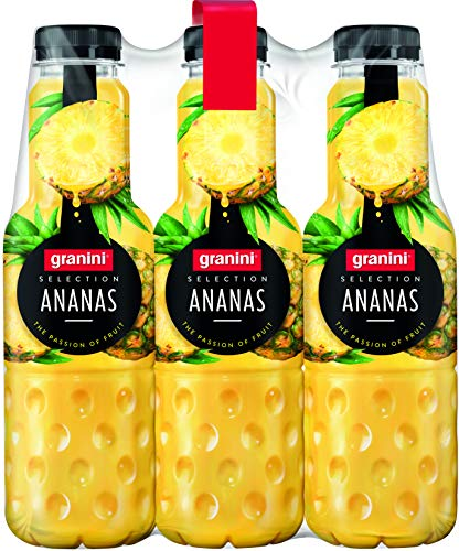 granini Selection Ananas, 6er Pack (6 x 750 ml)