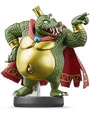 Nintendo 255960 Amiibo King K. Rool Super Smash Bros. Series Figuren (Nintendo Switch)